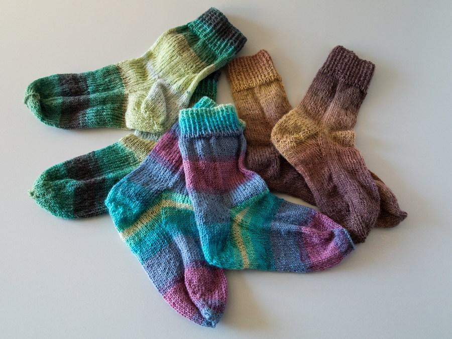 29a5e491 ✍Størrelsesskema til strikkede sokker. Find længden her.